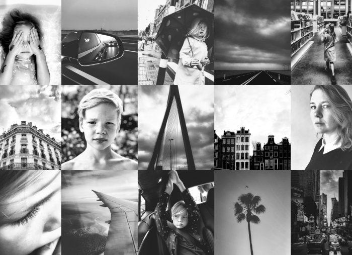 Lightroom Presets: Black & White Collection